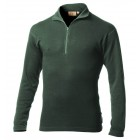 MINUS33 Isolation men's midweight 1/4 zip