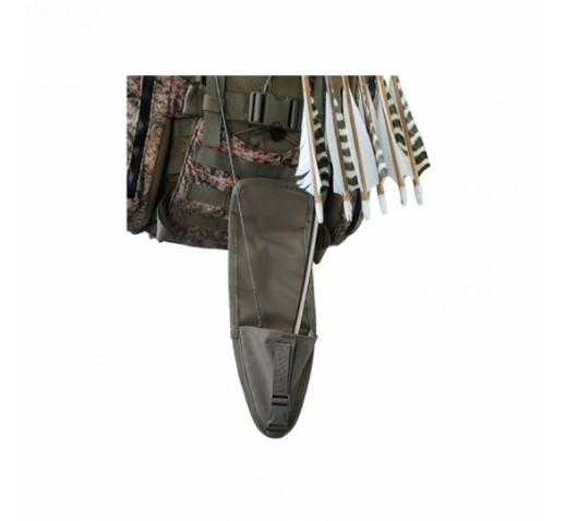 EBERLESTOCK Longbow Carrier with Ripcord