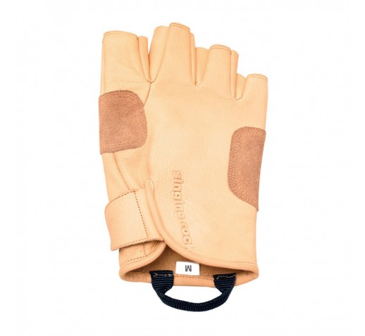 SINGING ROCK Grippy 3/4 leather gloves