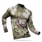 KRYPTEK Tora 1/4 zip shirt