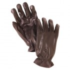 BOB ALLEN Leather Unlined Shooting Gloves