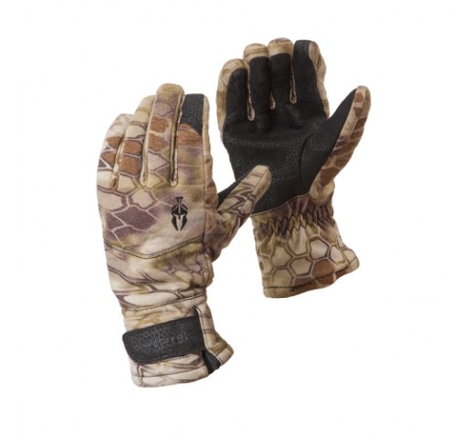 KRYPTEK Norlander merino gloves size L only