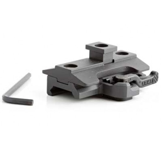 A.R.M.S. throw lever mount for Harris bipods