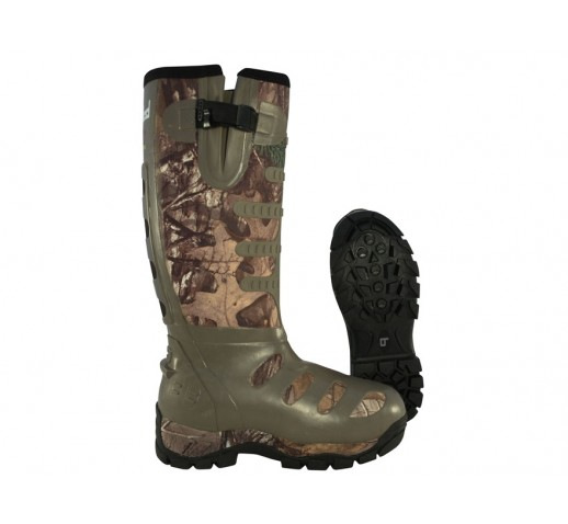 """BANDED 17"""" Waterproof Breathable 1200 Gram Insulated Hunting Boots"""