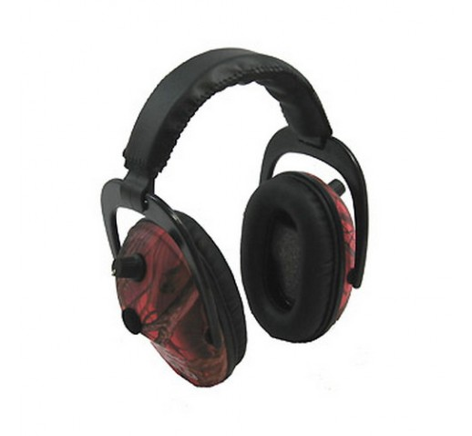 PRO EARS Predator Gold NRR 26 RT Pink Camo