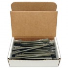 OTIS TECHNOLOGIES 50 Pack Stainless Steel AP Brushes