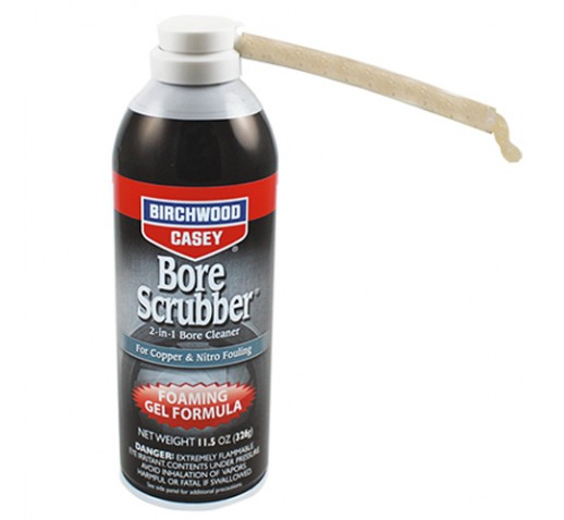BIRCHWOOD CASEY Bore Scrubber Foaming Gel 11.5 oz aerosol