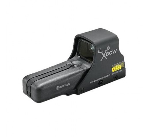EOTECH 512.XBOW Reticle Pattern w/crossbow ret