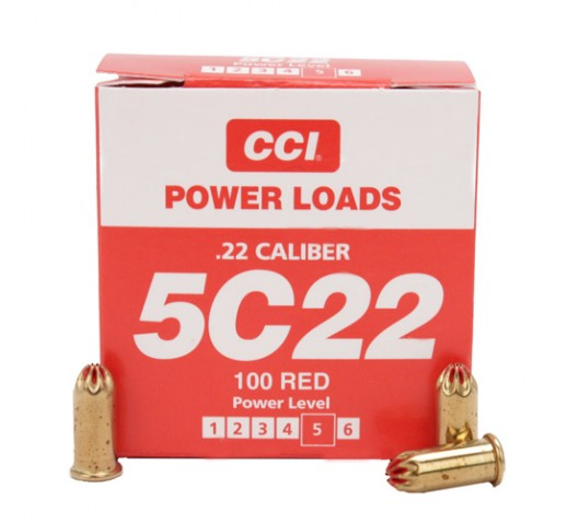 DT SYSTEMS Heavy Powerloads - Red (100-120 yards)
