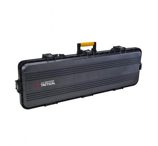 """PLANO AW Tactical Case 42"""" Black/Yellow"""