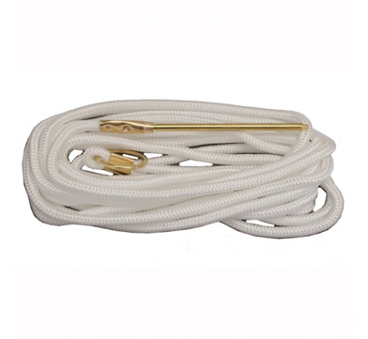 EAGLE CLAW 15' Braided Nylon Stringer Wht 1pc
