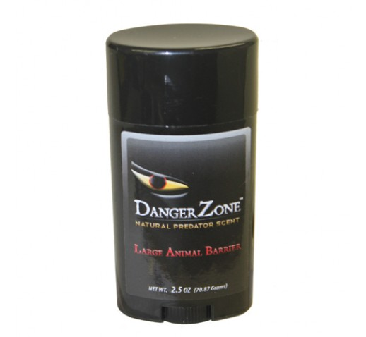 CONQUEST SCENTS Danger Zone Large Animal Barrier