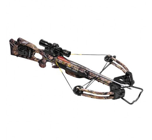 TENPOINT CROSSBOW TECHNOLOGIES Turbo XLT II w/Pkg,AD 50,RT APG HD Camo