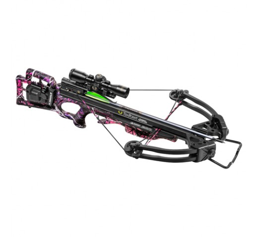 TENPOINT CROSSBOW TECHNOLOGIES Lady Shadow w/Pkg,AD 50,Muddy Girl