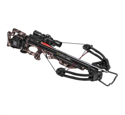 TENPOINT CROSSBOW TECHNOLOGIES Shadow Ultra-Lite w/Pkg,AD,MO TreeStand C