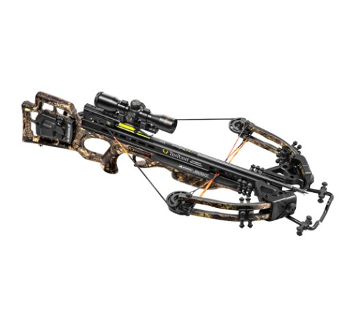 TENPOINT CROSSBOW TECHNOLOGIES Stealth FX4  w/Pkg,AD 50,MO Country Camo