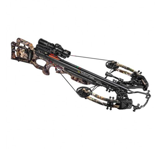 TENPOINT CROSSBOW TECHNOLOGIES Vapor  w/Pkg,ACUdraw 50,RT APG HD Camo
