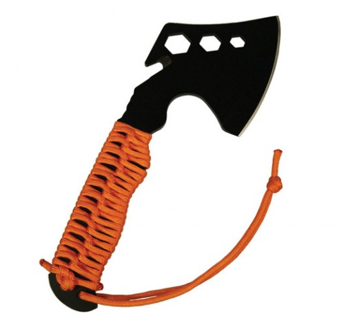ULTIMATE SURVIVAL TECHNOLOGIES ParaHatchet FS, Orange