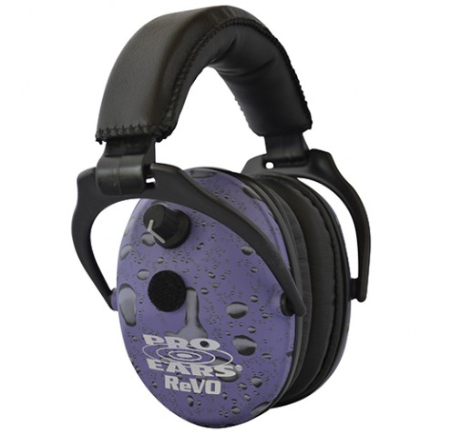 PRO EARS ReVO Electronic - Purple Rain