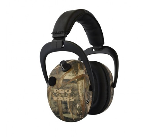 PRO EARS Stalker Gold Max 5 Camo