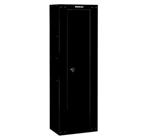 STACK-ON 8-Gun RTA Security Cabinet Black