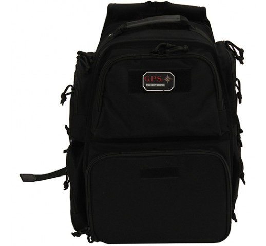 G OUTDOORS Executive Backpack,Black