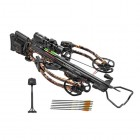 TENPOINT CROSSBOW TECHNOLOGIES Carbon Nitro RDXw/Package,DeddSled 50