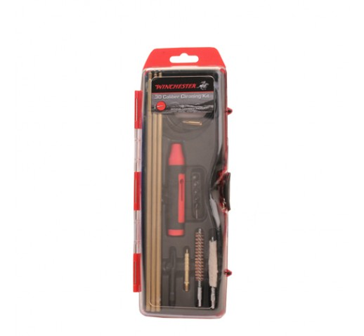 15 PC. .30 cal. Hybrid Cleaning Kit