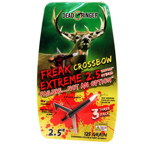 DEAD RINGER Freak Extreme 125 Grain X-Bow