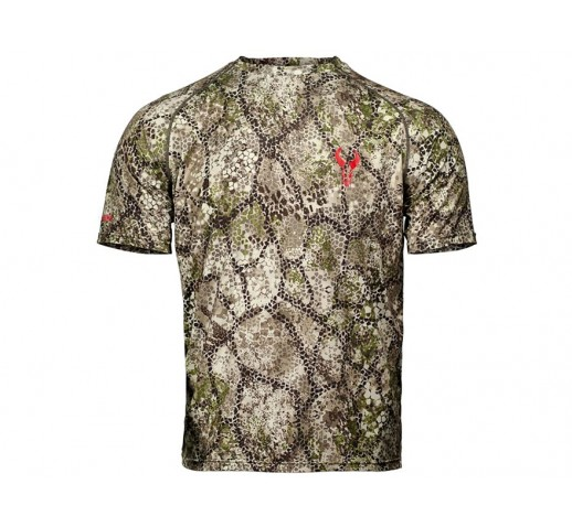 BADLANDS algus short sleeve top approach