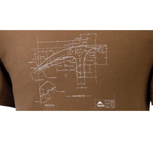 MSR Thunderbird™ Ice Axe T-shirt