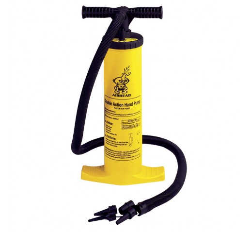 AIRHEAD WATERSPORTS AIRHEAD Double Action Hand Pump
